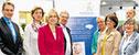 Ausstellung von Donum Vitae in der Volksbank Werlte