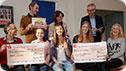 Schüler des Marianums erlaufen 22.143 Euro
