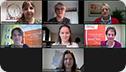 donum vitae Mitarbeiter Videokonferenz