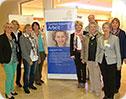 Ausstellung von donum vitae im Medicus-Wesken-Haus in Lingen zu sehen